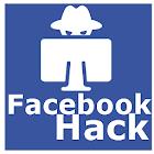 hack account facebook icon