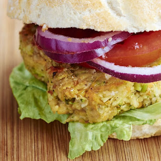 Carrot Burgers Vegan Recipes.