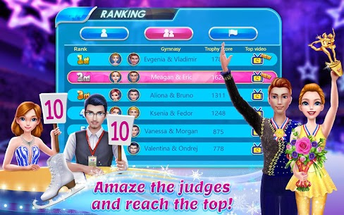 Ice Skating Ballerina – Dance Challenge Arena Apk Download For Android and Iphone 4
