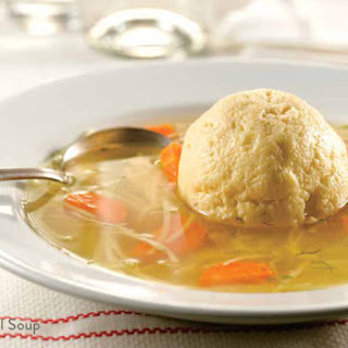 The 2nd Ave Deli Matzo Balls