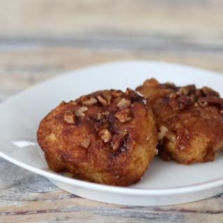 Crockpot Caramel Pecan Rolls