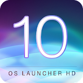 iLauncher - OS 10 launcher HD