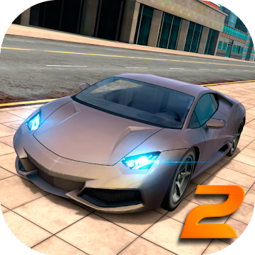 Extreme Car Driving Simulator 2 Mod Apk For Android