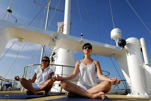 le-lyrial-meditation.jpg - Find your perfect state of bliss on a luxury cruise aboard Ponant's Le Lyrial.