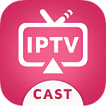 IPTV Cast Player | m3u Play and Cast 1.0