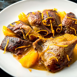Classic French Duck a L'Orange Recipe