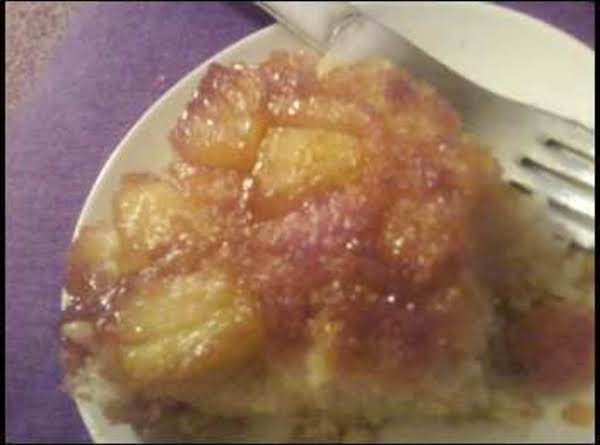 Pineapple Upside Down Pancake Recipe
