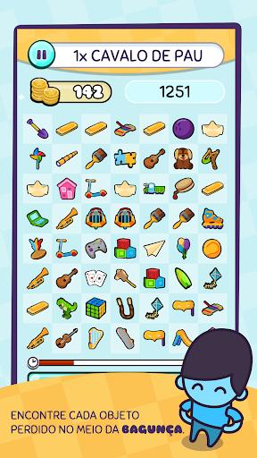 Ache os Objetos Doodle Match
