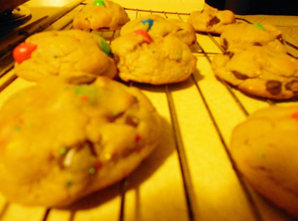 Let cookies cook for 7-9 minutes, We like them soft so we cook them...