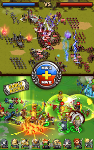 Mini Warriors Mod 2.5.9 Apk [Unlimited Money] 4