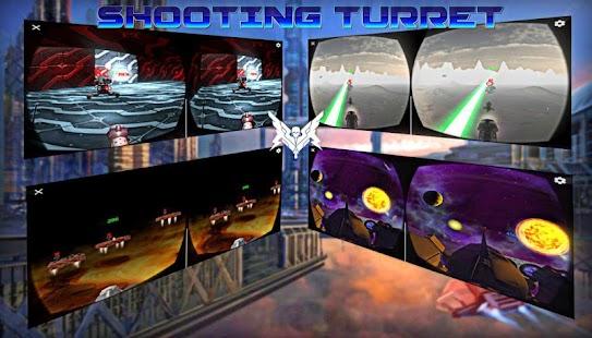 VR Shooting Turret 360 - náhled