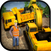 Game Heavy Excavator: Scrap Machinery 3d APK for Kindle