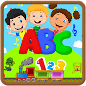 ABC Fun Kids Songs: Rhymes, Learn Alphabets & 123