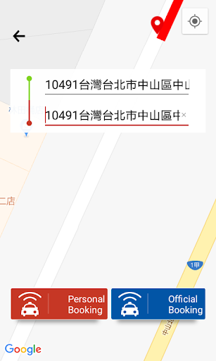 TAXI GO - Passenger CAB MMOBILITY SDN BHD screenshot 4