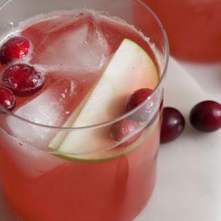 Spiced Cranberry Sangria