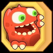Jump & Run: Temple Monster Run
