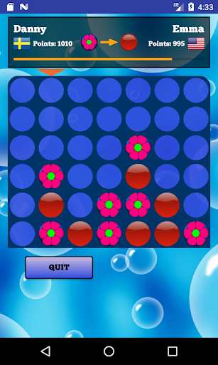 Connect 4 Online - Play four in a row 2.4.5 screenshots 3