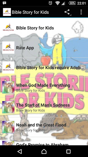 Bible Story for Kids