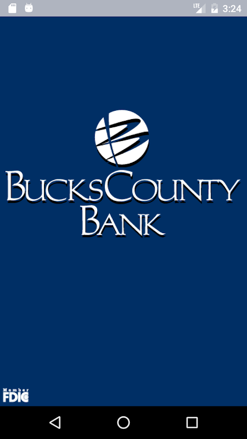 Bucks County Bank Mobile- screenshot