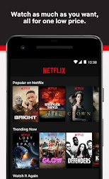 Netflix APK screenshot thumbnail 1