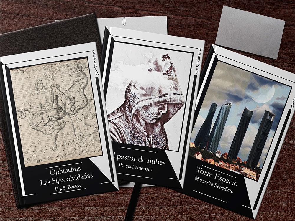 """La Equilibrista editorial presenta sus novedades en narrativa: """"Ophiuchus. Las hijas olvidadas"""" , """"El pastor de nubes"""" y """"Torre Espacio"""""""
