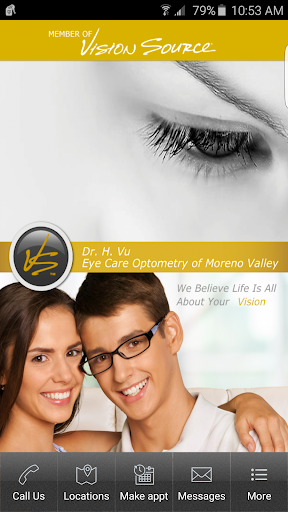 EyeCare Optometry MorenoValley