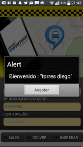 Taxi Pampa Taxistas screenshot 1