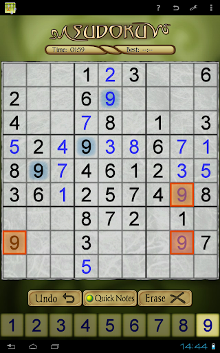 Sudoku Free screenshot 10