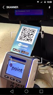 mCASH - the digital wallet- screenshot thumbnail
