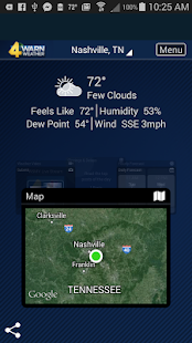 WSMV WX- screenshot thumbnail