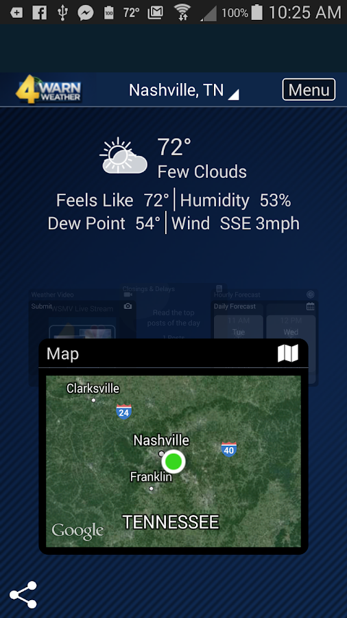 WSMV WX- screenshot
