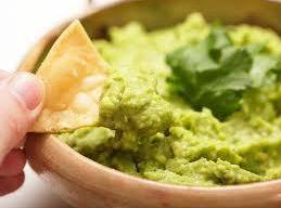 For Guacamole: Add two avocados for authentic Mexican Guacamole... no tomatoes!