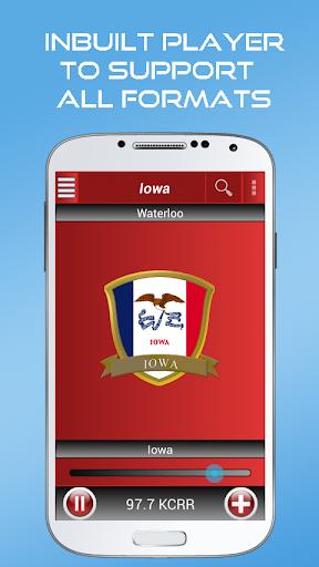 A2Z Iowa FM Radio