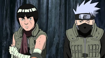 Danger: Jinpachi and Kushimaru!