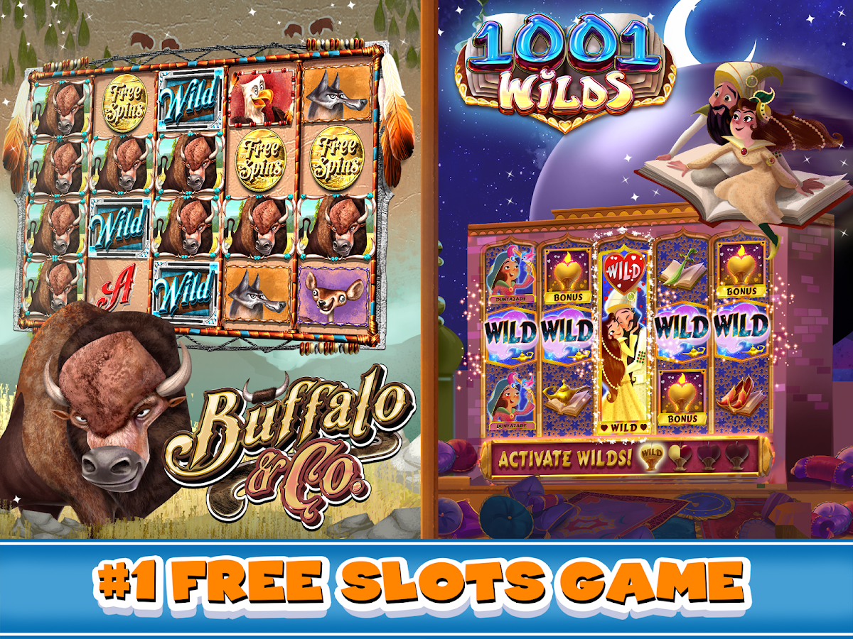 myVEGAS Slots - Slots Machines- screenshot