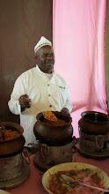 Photo: Typical Tanzanian fare prepared by Chef Babu