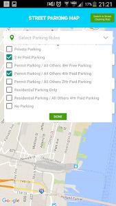 Hoboken Parking Helper (Free) screenshot 2