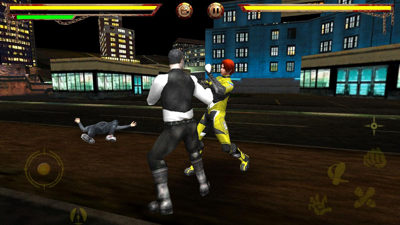 Screenshots of Fighting Tiger - Liberal for iPhone