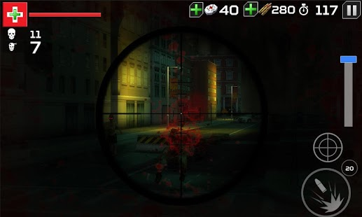Dead Shot Zombie Hunter- screenshot thumbnail
