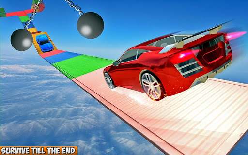 Racing Car Stunts On Impossible Tracks 1.6 Screenshots 1