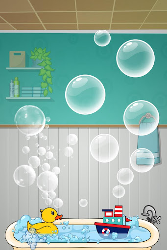 Bubbles fun and educational game for Toddler Kids  screenshots 1