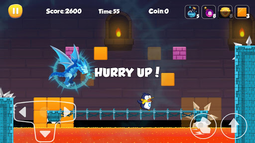 Penguin Run 1.6.2 screenshots 12