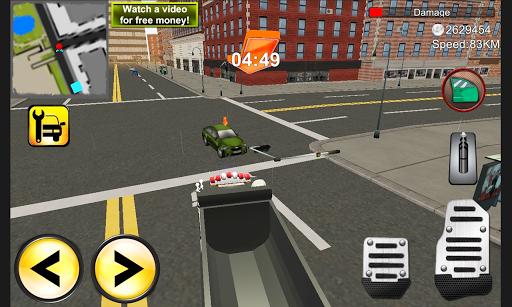無料模拟Appの3D警察トラックシミュレータ2 HotApp4Game