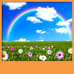 Rainbow Live Wallpapers Icon