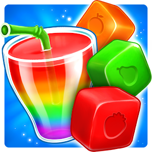 MOD Coins Fruit Cube Blast Unlimited Lives -VER. 1.0.5