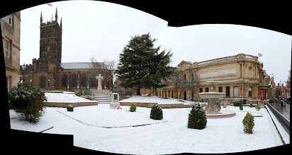 Photo: St Peter's & the Art Gallery