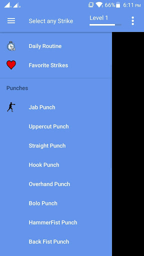 Boxing Training - Offline Videos 1.28 screenshots 1