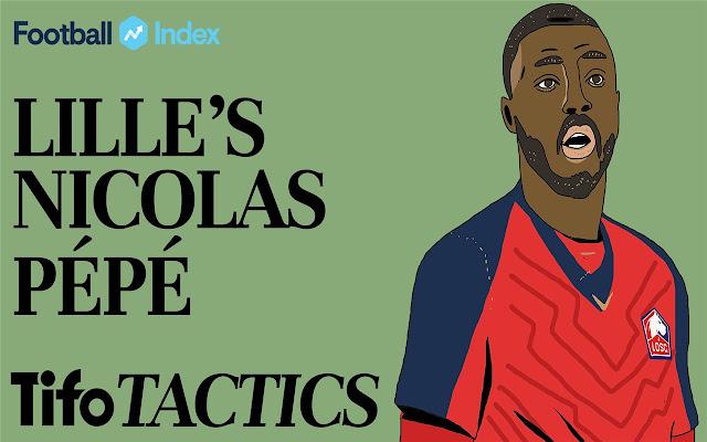 Nicolas Pepe Themes & New Tab