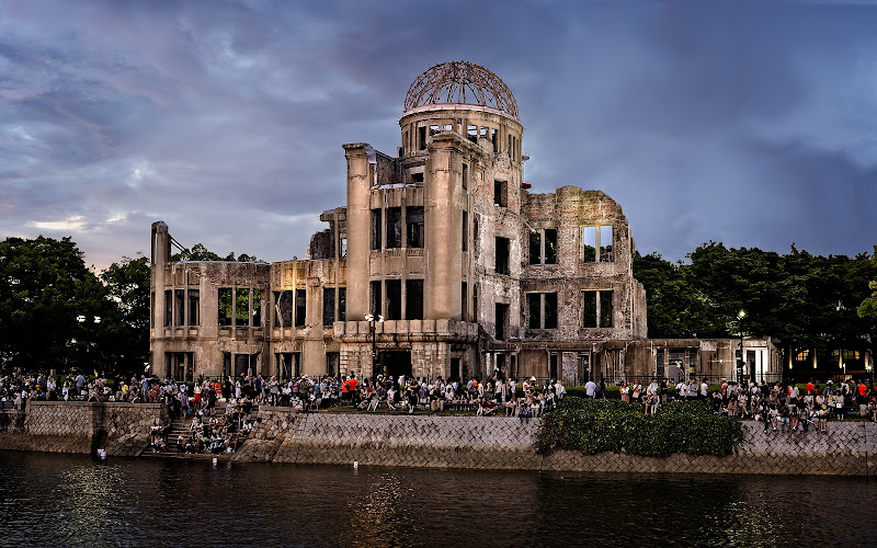 The Atomic Bomb Dome di Dariagufo