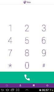 Telia Hemtelefoni screenshot 11